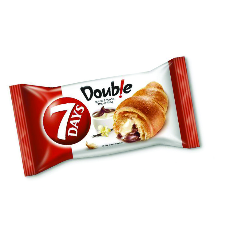7 Days Double Choco & Vanillia