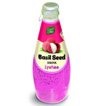 Basil Seed Lychee Drink 290ml