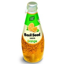 Basil Seed Orange Drink 290ml