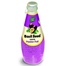 Basil Seed Passion Fruit Drink 290ml