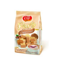 Lago Elledi Party Wafers Cappucino 250g