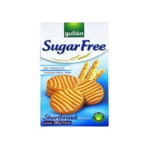 Gullon Sugar Free Shortbread 330g