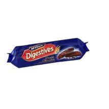 Mcvities Double Chocolate Digestives 15x267g