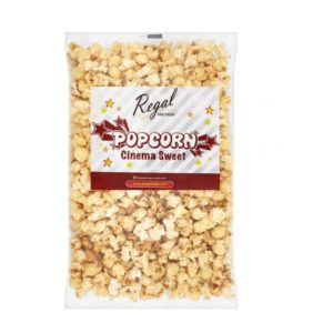 regal popcorn sweet