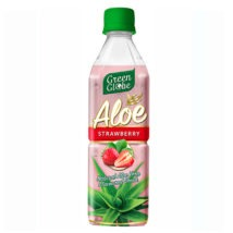 Aloe Vera Strawberry 12x500ml