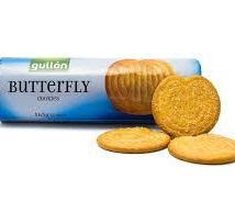Gullon Butterfly Biscuits 165g