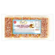 Regal Coconut Jam Cake Slices