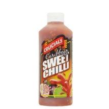 Crucials Sauce Caribbean Sweet 500ml