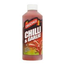 Crucials Sauce Chilli & Garlic 500ml