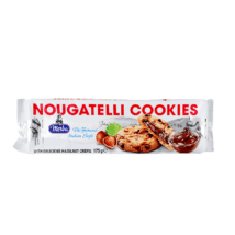 Merba Nougatelli Cookies 150g