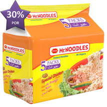 Mr Noodles Chicken  5pk x 70g