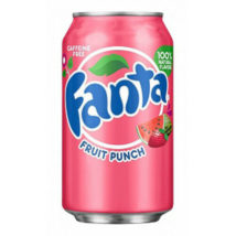 Fanta Fruit Punch 355mlx12