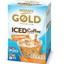 Mokate Gold Iced Coffee - Caramel 8 pack