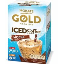 Mokate Gold Iced Coffee - Mocha 8 pack