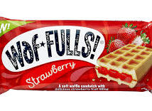 Wa ffulls Strawberry 50gx12