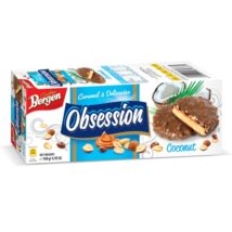 Bergen Obsession Caramel & Coconut box 140g