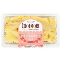 Coolmore Elderflower & Lemon Cake 400g