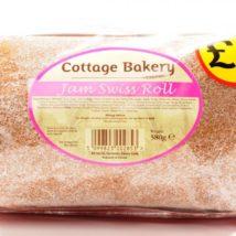 Cottage Bakery Large Jam Roll
