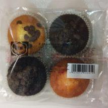 4pk Muffins Mix