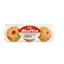 3pk Muffins Cherry