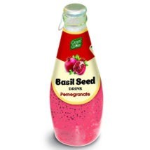 Basil Seed Pomegranate Drink 290ml