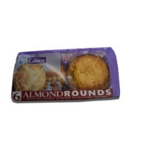 Cabico 6 Almond Rounds 300g