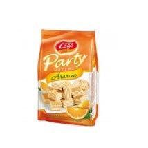 Lago Elledi Party Wafers Orange 250g