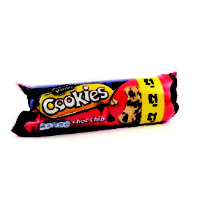 Mcvities Chocochip Cookies