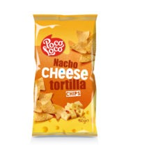 Poco Loco Nacho Cheese Tortillia Chips 450g