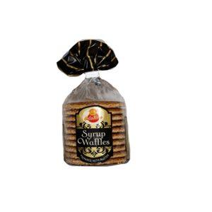 syrup-waffles