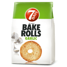 7 Days Bake Rolls Garlic