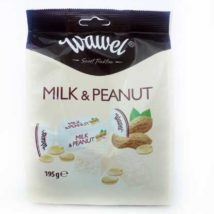 Wawel Milk & Peanut Bag 195g