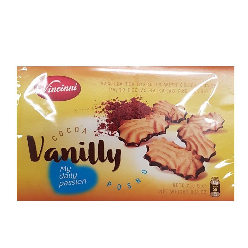Vincinni Cocao Vanilla 230g
