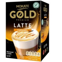 Mokate Coffee Latte 10 Pack