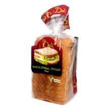 The Deli wholemeal bread medium sliced