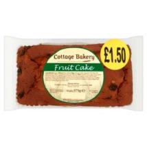 Cottage Bakery Fruit Cake 375g