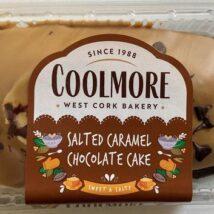Coolmore Salted Caramel chocolate Cake 400g