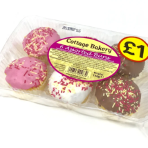 Cottage Bakery Assorted 6 Pack 150g