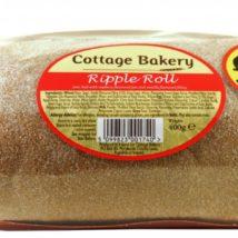 Cottage Bakery Large Choc Roll Cake
