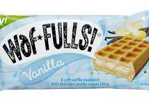 Wa ffulls Vanil 50gx12