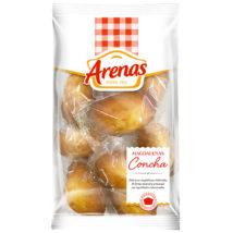 Arenas bag shell Madeleines 300g