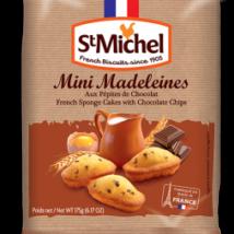 St MichelMiniMadeleines Choc Chip 175g x12