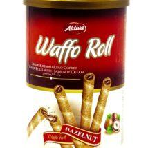 Aldiva  Rollo Wafers Hazelnut cream 250g