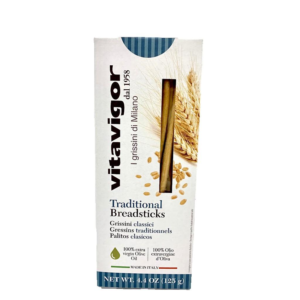 Vitavigor  Traditional Breadsticks 125g